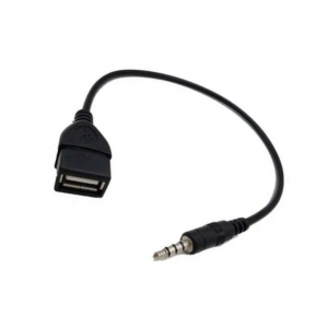 ADAPTER KABEL AUX MINI JACK 3.5 mm USB